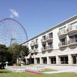 東京、葛西臨海公園駅から徒歩3分のホテルシーサイド江戸川