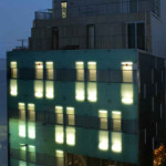 隅田川花火が見える 行燈旅館