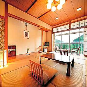 福島県の旅館に宿泊 土湯温泉 向瀧旅館