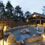 群馬県の旅館に宿泊 草津温泉 湯宿 季の庭