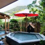 香川県のホテルに宿泊 桜の抄