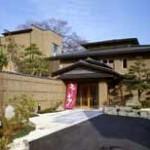 京都の旅館に宿泊 油屋別館